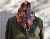 LAST One - ECO FRIENDLY French Cotton scarf Fall winter fashion