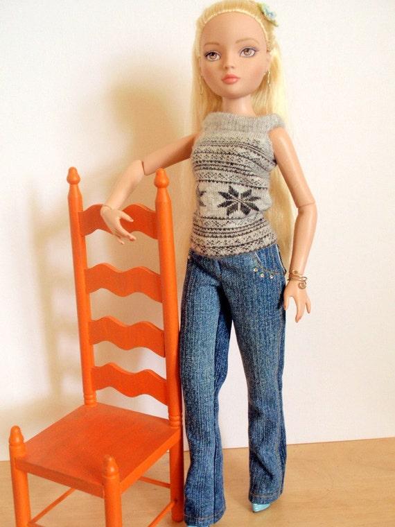 Ellowyn Wilde Fashion Doll Jeans and Sweater