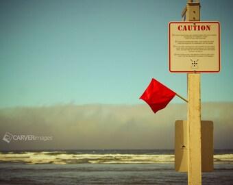 Caution 12X18