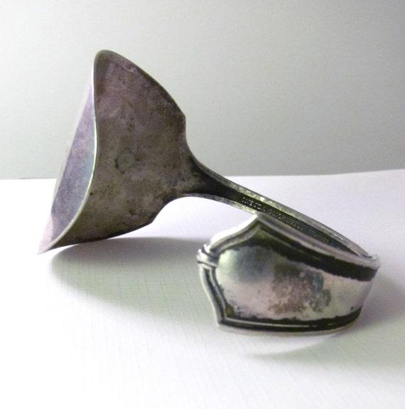 Handmade Spoon Bracelet Cuff Handmade Jewelry