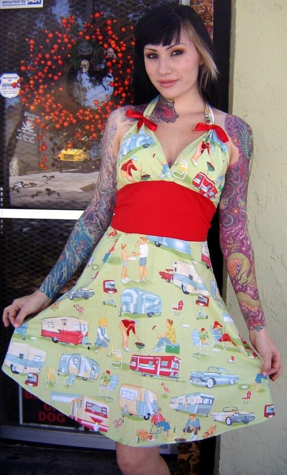 Travel Trailer Dress