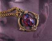 Young At Heart - Dragons Breath Opal - Pendant