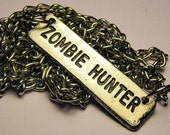 Free Shipping Zombie Hunter Necklace
