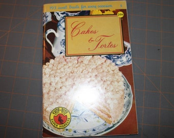 Culinary Arts Institute Cakes and Tortes From the 50s