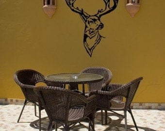 Deer Vinyl Wall Decal