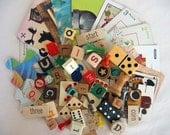 Game Pieces Vintage 30 Plus