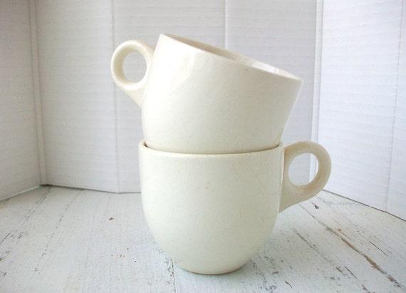 Sweet Little Ironstone Cups