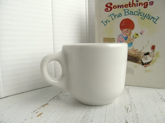 Sweet Little Ironstone Cup