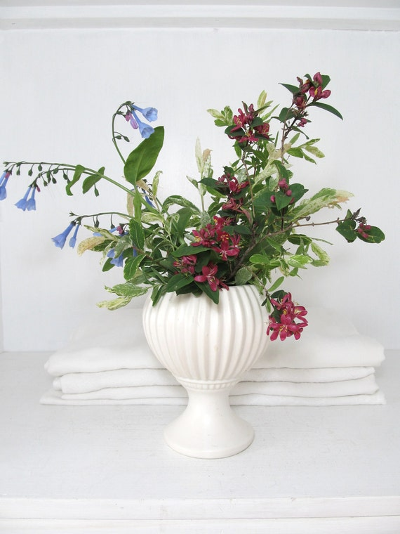 Wonderful Vintage Footed  Planter