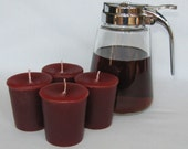 VERMONT MAPLE SYRUP (votives or 4-oz jar candle)