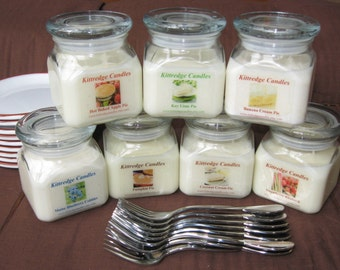 PIE COLLECTION - 10oz Soy Jar Candle (15% discount)