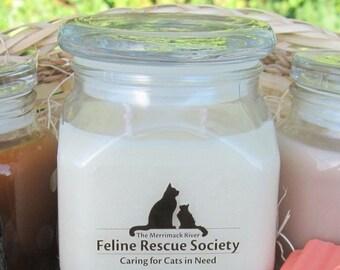 Support Merrimack River Feline Rescue Society - CHARITABLE DONATION