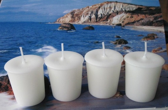 OCEAN MIST (4 votives or 4-oz soy jar candle)