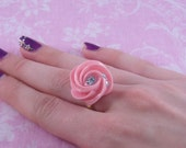 Whipped Cream Dream Ring (Pink)