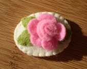 sweet tiny rose Hairclip