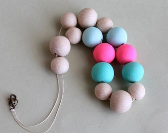 Neon Pop Necklace