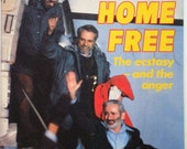 Iran Hostage Crisis ARGO Movie - Vintage Maclean's February 1981 Home Free Hostage Release Truth Canadian