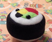 RESERVED LISTING FOR Leanne Tran Sushi Roll Magnet