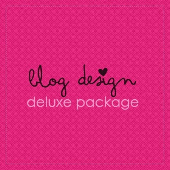 Deluxe Couture Custom Blog Design and Installation