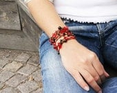 Autumn versatile necklace / bracelet - versatile necklace - Free Worldwide Shipping
