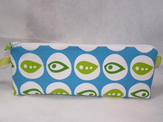 Peapod Anna Clutch/Spindle Bag