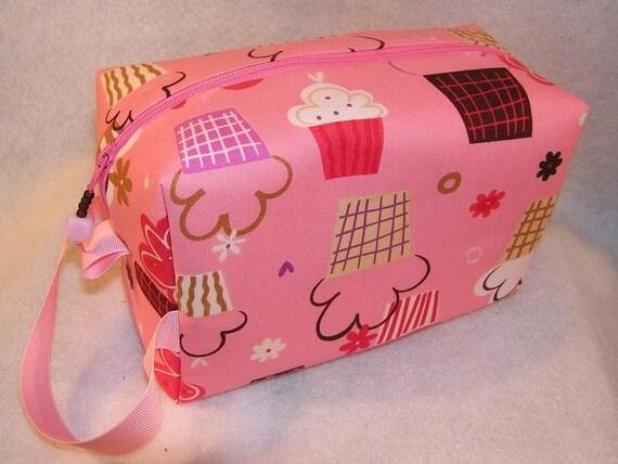 Pink Cupcakes Mini Bag