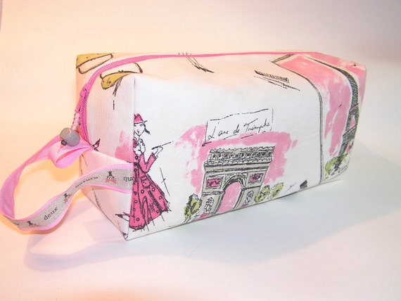 Tres Chic PINK Project Bag