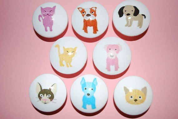 8 Knobs Bow Wow Meow M2m Circo Target Bedding Dog Cat