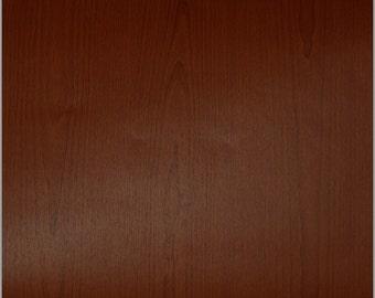 Cherry Wood Grain Decorative Contact Paper (FR1878)