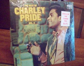 The Best of Charley Pride Vol. II Vinyl Record