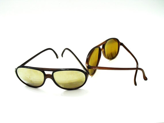 ceb77535e8 vintage MENS Bolle Made in France LL bean sunglasses 2 pairs