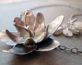 night blossom necklace