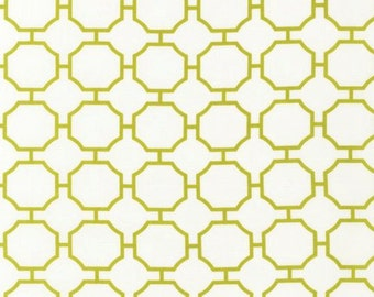 SALE Robert Kaufman Good Life Collection, Lattice in Spring by Wooster and Prince Papers, 1 yard listing