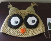 Owl Hat - Any size