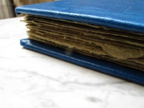 River Song's Tardis Journal - Silence in the library - Pocket size - Make to order
