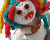 Zola the Gorgon Mythed Up Crochet Toy