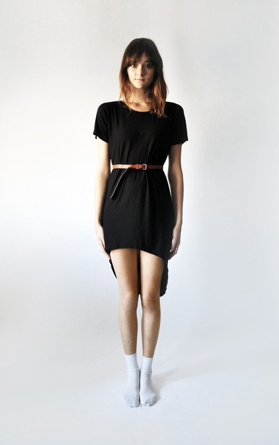 HOLIDAY SALE - Reg 65 Now 20% Off -  Mullet T Dress. Available in black, army green, heather grey, white