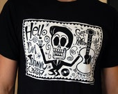 Men's El Johnny Cash t-shirt