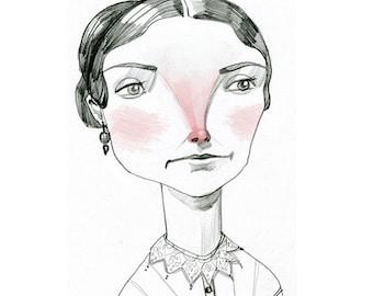 Emily Print