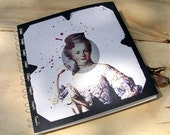 Notebook - Dramatic Marie Antoinette - 4.7 by 4.7 inch - DutchCraftWork
