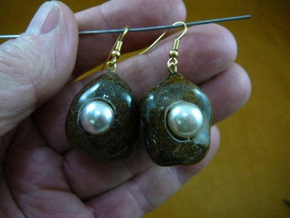 Real Moose Poop Doo Doo Nugget White Pearl Pearls By