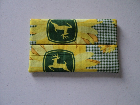 Tissue Holder - John Deere