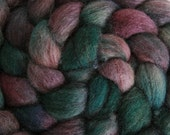 Hand Dyed BFL Roving - Vineyard