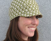 Newsboy hat pattern PDF Adult and child size