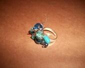 Adjustable Ring - Sea Diver