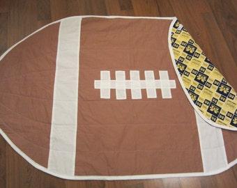 U of M Football blanket