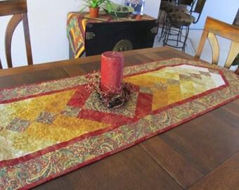 Christmas Quilt Table Runner