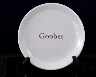 Personalized Nickname Plate