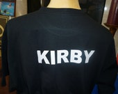 Want a name on your shirt?  Add a name to the front or back of any Shirt in My Shop
