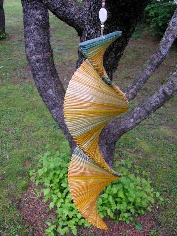 Wooden Wind Sculpture